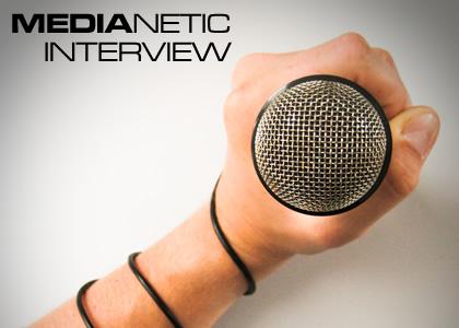 medianetic - Interview mit Sascha Wolter